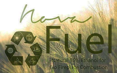 Nova Fuel label